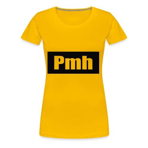 Pmh-Shirt - Women's Premium T-Shirt