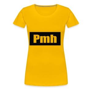 Pmh-Shirt - Premium-T-shirt dam