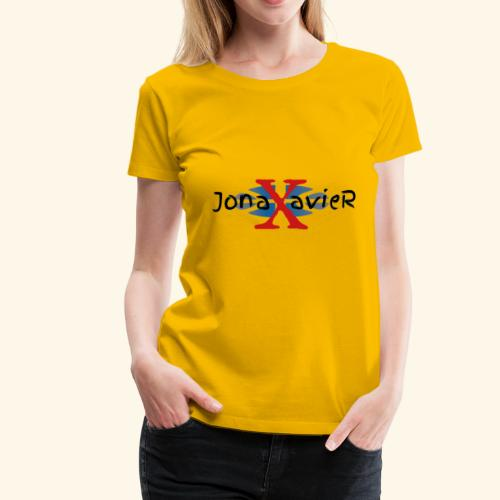 JonaXavieR - Frauen Premium T-Shirt