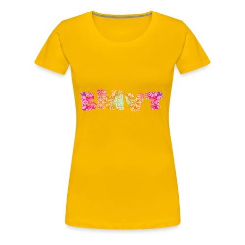 BMVT - Frauen Premium T-Shirt