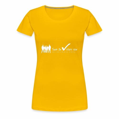 TDV - Vrouwen Premium T-shirt