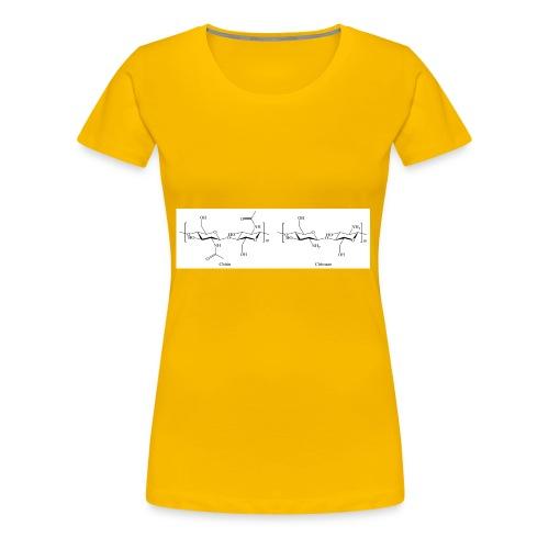 Chitin chitosan - Women's Premium T-Shirt
