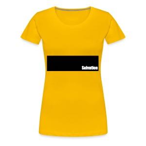 Salvation - Frauen Premium T-Shirt