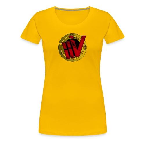 GenesisVII 'Reverse' Logo - Women's Premium T-Shirt