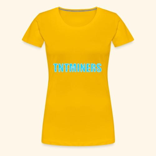 tntminers annan faerg 4 - Premium-T-shirt dam