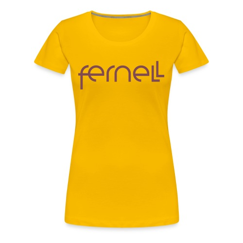 fernell - Frauen Premium T-Shirt
