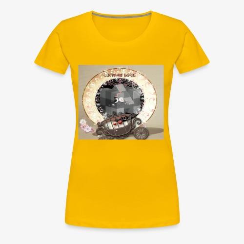 vintage contest - Women's Premium T-Shirt