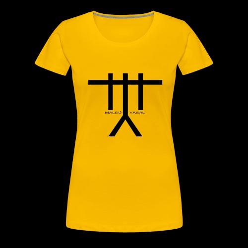 Maleu' Yasal - Frauen Premium T-Shirt