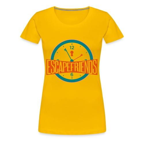 Escapefriends - Frauen Premium T-Shirt