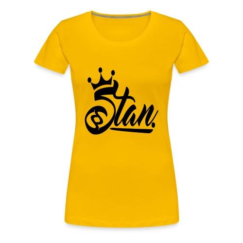 Stan logo - Frauen Premium T-Shirt