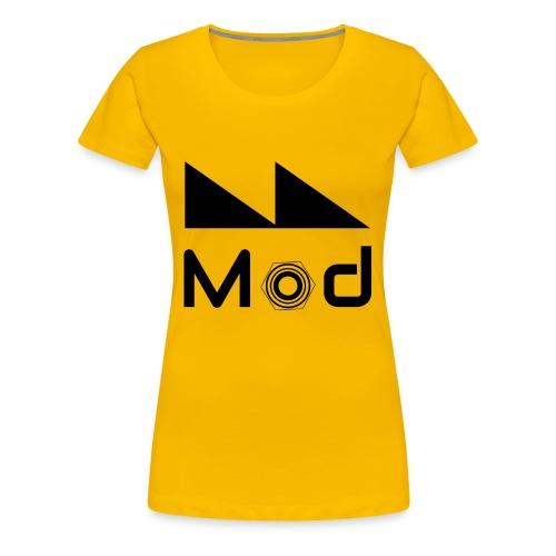 Milano Modulare SawTooth Logo - Maglietta Premium da donna