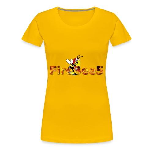 FireBee5 - Comic-Style - Frauen Premium T-Shirt