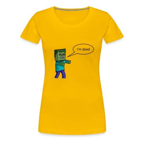 T - Short - Premium T-skjorte for kvinner