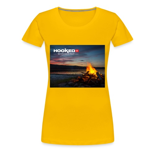 Musematte - Premium T-skjorte for kvinner