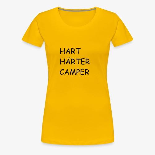 CAMPER - Frauen Premium T-Shirt