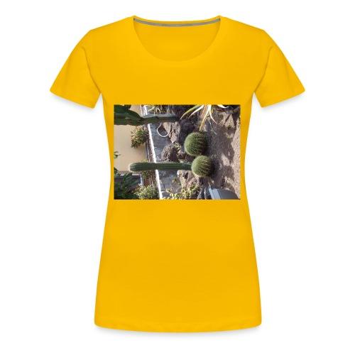 spicy cactus - Camiseta premium mujer