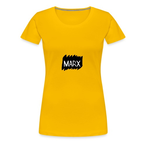 Collection red&white mars 2017 - T-shirt Premium Femme