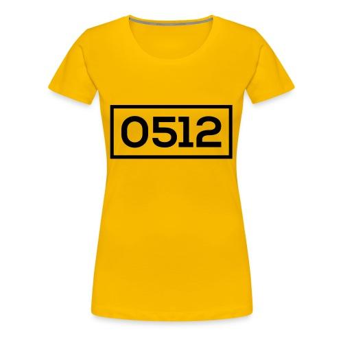0512 - Vrouwen Premium T-shirt
