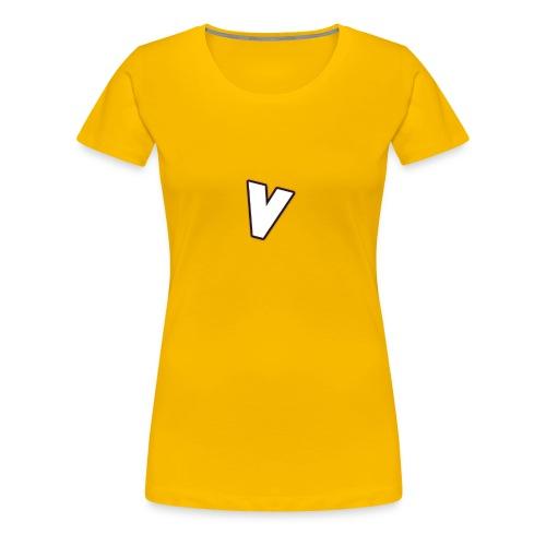 Kids V SHIRT - Women's Premium T-Shirt