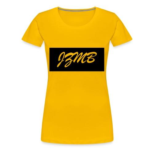 JZMB - Women's Premium T-Shirt