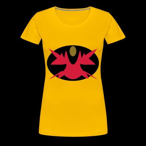 DEUTSCHLAND freestyle - Frauen Premium T-Shirt