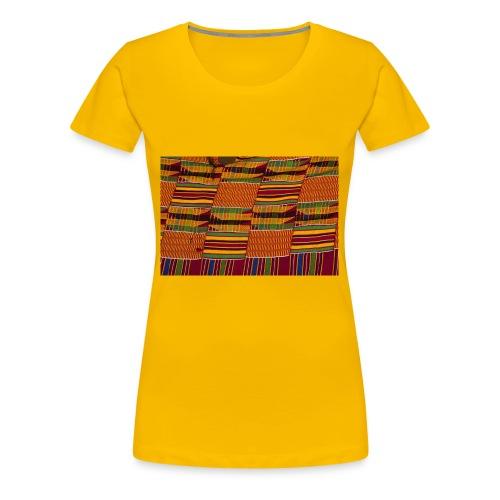 Kumasi Damer - Premium-T-shirt dam