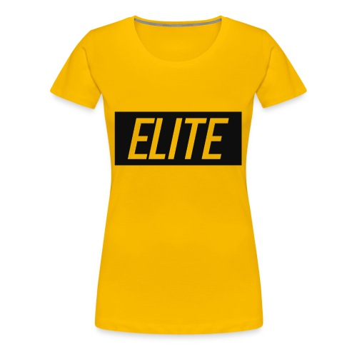 Elite Designs - Women's Premium T-Shirt