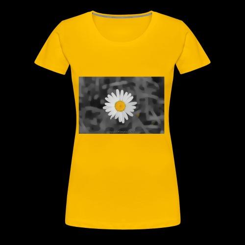 Gänselume - Frauen Premium T-Shirt