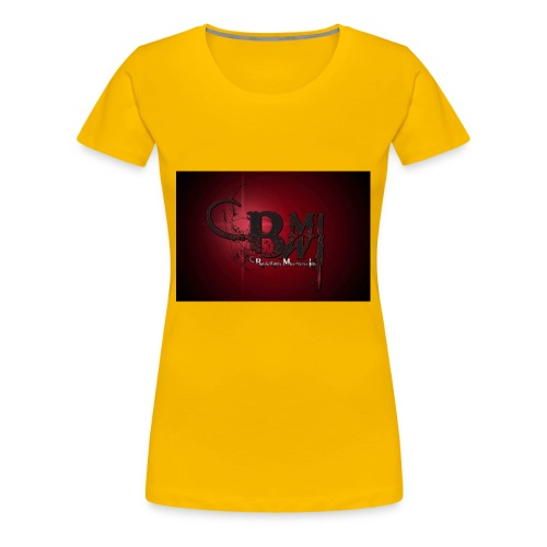 BWMI - Women's Premium T-Shirt