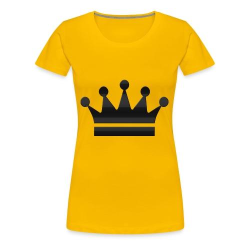 crown - Vrouwen Premium T-shirt