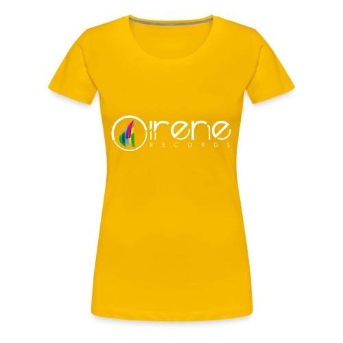 Irene records cup - Women's Premium T-Shirt