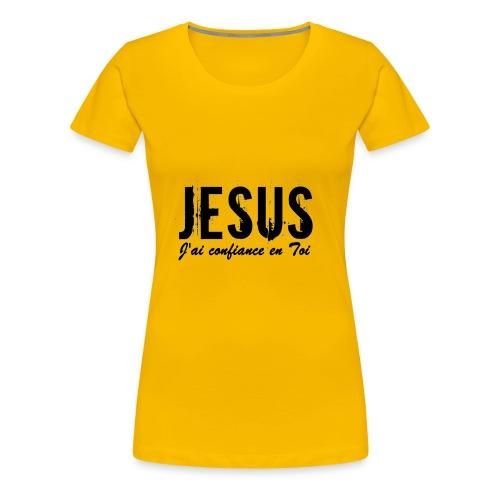 EDM projet - T-shirt Premium Femme