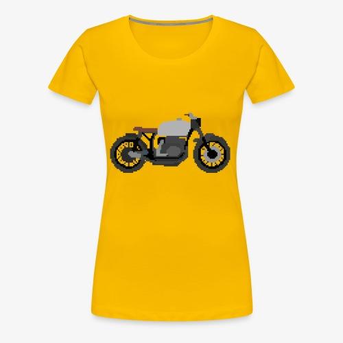 Motorcycle - Premium T-skjorte for kvinner