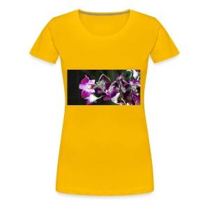 Orchid - Women's Premium T-Shirt
