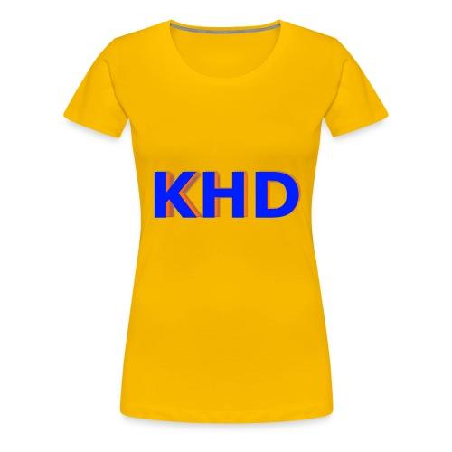 kadezocrew - Frauen Premium T-Shirt
