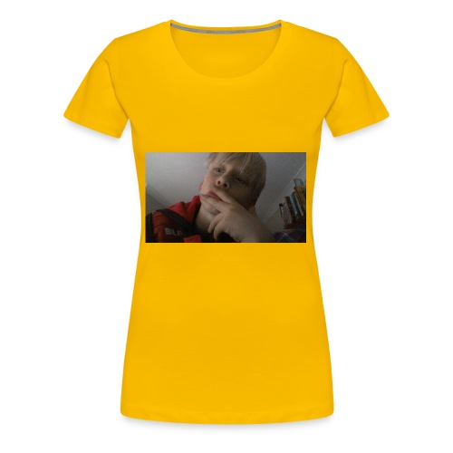 Henrymccutcheon picture merch - Women's Premium T-Shirt