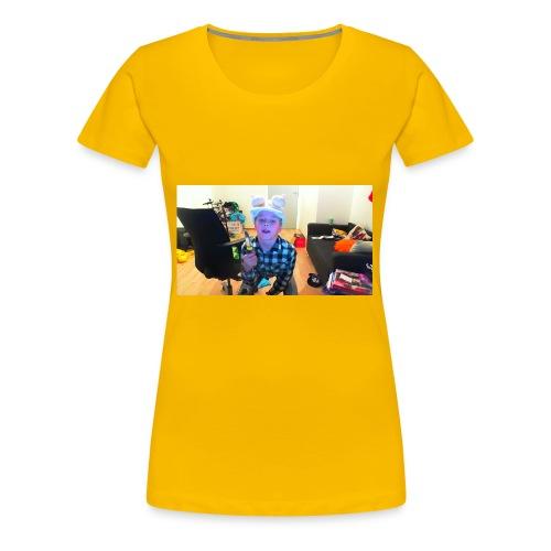 kniv mannen - Premium T-skjorte for kvinner