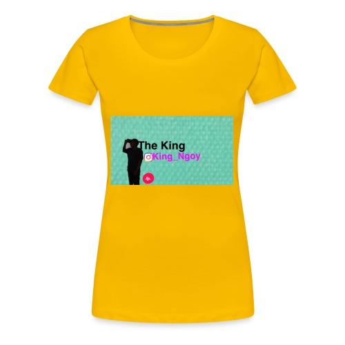 swag - Premium T-skjorte for kvinner