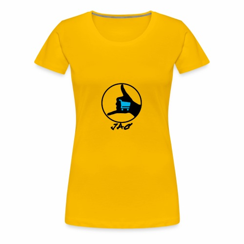 Merchandising JAC - Camiseta premium mujer