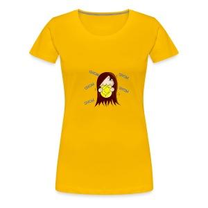 NomNom - T-shirt Premium Femme