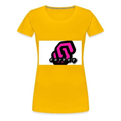 Darkey - Frauen Premium T-Shirt