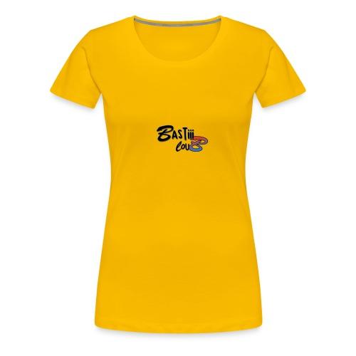 Bastiiilou - BatzdiTV MERCH - Frauen Premium T-Shirt