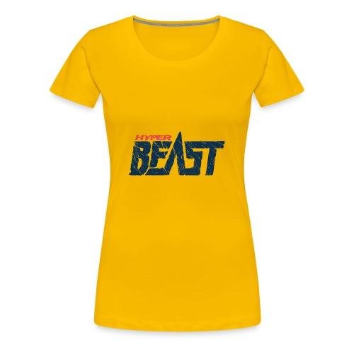 Hyper Beast - Women's Premium T-Shirt