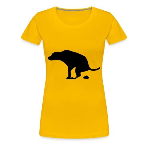 sche... drauf - Frauen Premium T-Shirt