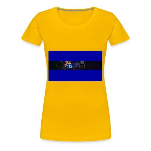QBWGang - Frauen Premium T-Shirt