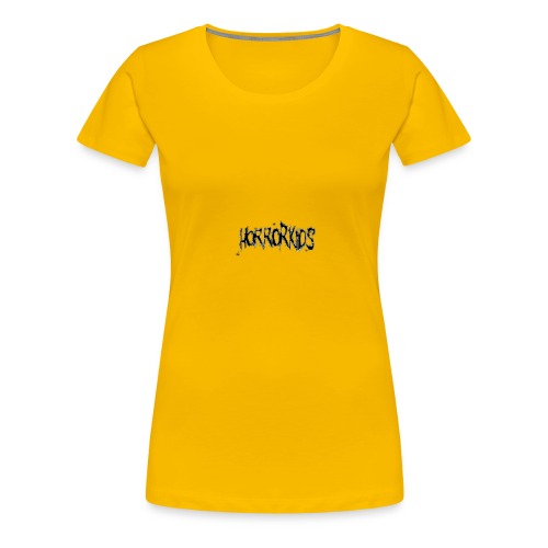 HorrorkidsDesing (Klein) - Frauen Premium T-Shirt