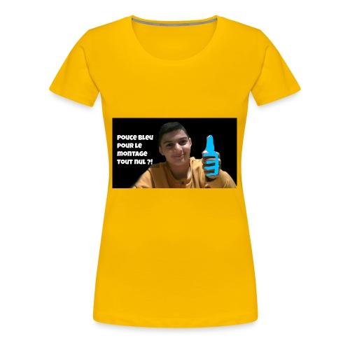 Miniature - T-shirt Premium Femme