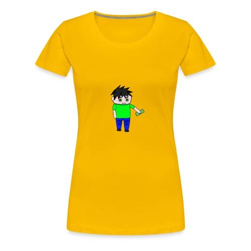 Baumi & sein Money - Frauen Premium T-Shirt