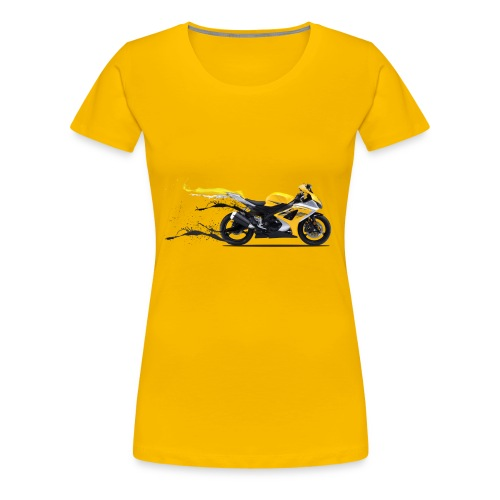 Motorbike - Frauen Premium T-Shirt