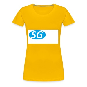 logo oficieele swen games - Vrouwen Premium T-shirt